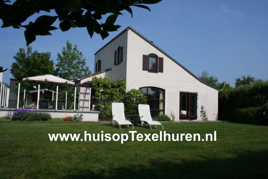 Texel is dit luxe vrijstaande vakantiehuis (120 m2) te huur ...