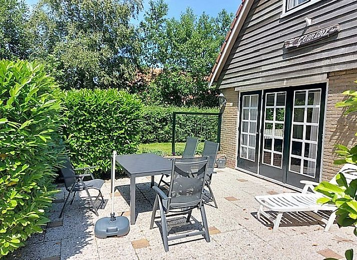 Vakantiewoning Huisje Gemini, Lies, Terschelling, Waddeneilanden