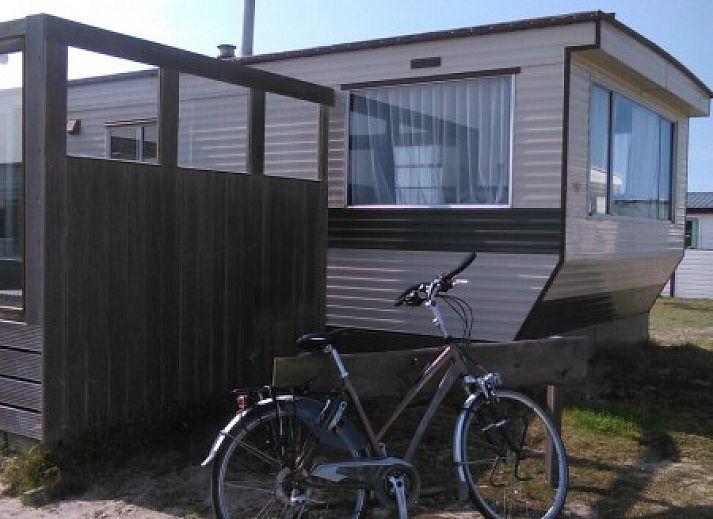 Guest house 0401136 • Fixed travel trailer Ameland • de duinroos