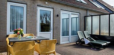 Guest house 0310115 • Holiday property Terschelling • 2 pers appartement met ligbad