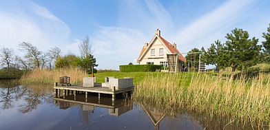 Guest house 040101 • Holiday property Ameland • De Dijkwachter ****