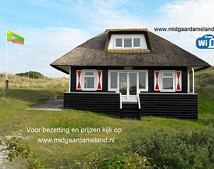Guest house 040437 • Holiday property Ameland • Midgaard